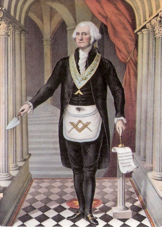George Washington, Mason